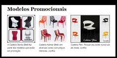 Consulte todos os modelos promocionais. Televendas: (11) 2866-0209 E-mail: contato@betili.com.br