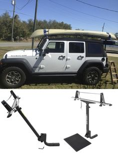 This Rhino Rack T Load Hitch Is Awesome For Carrying Bigger Longer Loads Kayak