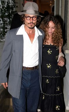Image result for vanessa paradis and johnny depp