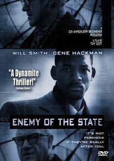 Enemy of the State Nemico pubblico #thriller - #azione