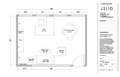 Los Angeles  CA Executive Private Office Furniture Space Plan Layout   Option 2  wwwSeattle  WA Open Office Lounge Space Planning Layout  CAD by  . Executive Office Furniture Arrangement. Home Design Ideas