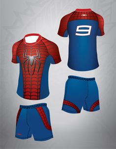 16 Best Superhero Jerseys Images