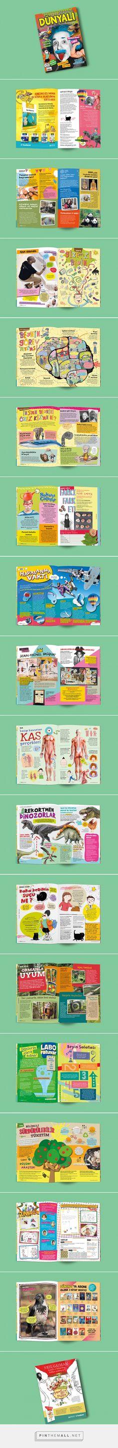 explore magazine page layouts