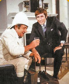 Carry On Again Doctor - Sid James & Jim Dale from Again Doctor - What a Carry On Multimedia