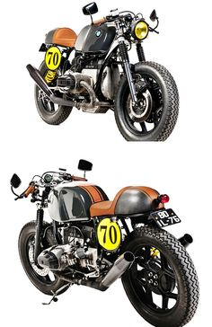 "ahhh, cool, my future bike, BMW R80 ""DARK LAW"" from Ton-Up Garage of Matosinhos"
