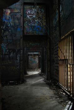 This was shot in a cage at an abandoned zoo in Los Angeles