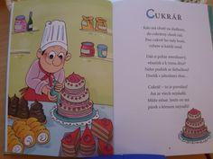 básničky o povolání - Hledat Googlem Preschool, Family Guy, Fictional Characters, Carnival, Kid Garden, Nursery Rhymes, Fantasy Characters, Kindergarten, Day Care