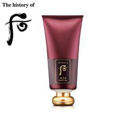 THE HISTORY OF WHOO Jinyulhyang Essential Cleansing Foam 180ml K-Beauty #THEHISTORYOFWHOO