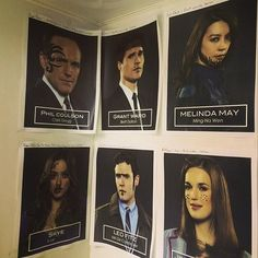 """20 Behind-the-Scenes Snaps: Why We Love """"Agents of S.H.I.E.L.D."""" - WhoSay"""