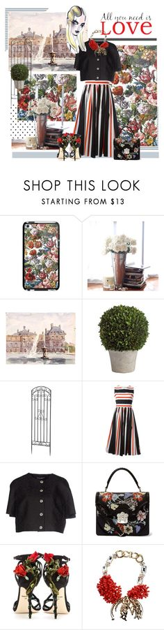 """""""March 31"""" by anny951 ❤ liked on Polyvore featuring Casetify, Improvements, Dolce&Gabbana, Alexander McQueen and Dsquared2"""