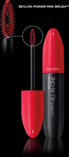 NEW RevlonUltimate All-in-One Mascara. . My Shade: BLACK.