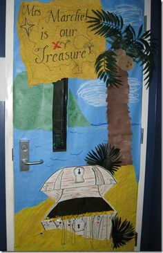 Mommy Blessings: Teacher Appreciation Door Decorations