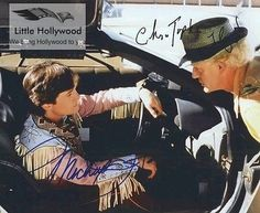 Back to the Future cast Signed Autographed 8 X 10 Reprint Photo - Mint Condition The Future Movie, Back To The Future, Great Scott, Michael J Fox, Movie Props, Movie Film, Bttf, Good Movies, It Cast
