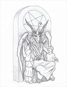 Satanist monument plans in Oklahoma