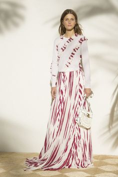Pin for Later: 150+ Resort Looks We Want Hanging in Our Closets Stat Tory Burch Resort 2017