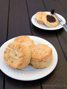 Fluffy Gluten Free Buttermilk Biscuits | The Baking Beauties