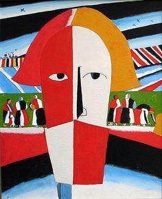 Kasimir Malewitsch | Moderne Kunst