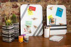 Verwenden Sie einfache & Fun DIY-Kabine-Dekor-Ideen, um Ihren Schreibtisch (1)