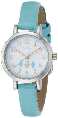 Amazon | [フィールドワーク]Fieldwork 腕時計 ファッションウォッチ nattito ルゾー 革ベルト ライトブルー ASS108-4 レディース 腕時計 | 国内メーカー | 腕時計 通販
