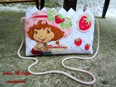 hanmade paper bag/eco friendly bags from reused paper/from little girls