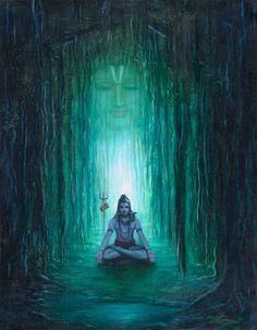 shiva ...Om Namah Shivaya ... <3 www.24kzone.com