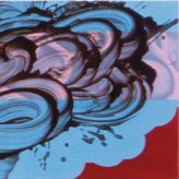 david reed paintings | The Cooley's David Reed exhibition brings together paintings from ...
