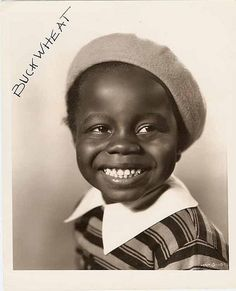 """William """"Billie"""" Thomas, Jr. (March 12, 1931–October 10, 1980) was an American child actor best remembered for portraying the character of Buckwheat in the Our Gang (Little Rascals) short films from 1934 until the series' end in 1944. He was a native of Los Angeles, California."""