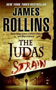 The Judas Strain: A Sigma Force Novel (Sigma Force Novels) by James Rollins, http://www.amazon.com/dp/B000TDGGRY/ref=cm_sw_r_pi_dp_1G20sb0JJF53Z
