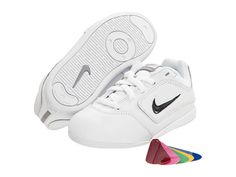 For Christmas parade?? Nike Kids Ya Sideline II Insert (Toddler/Youth) White - Zappos.com Free Shipping BOTH Ways