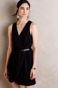 Contralto Draped Dress - anthropologie.com #anthrofave