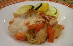 Italian Chicken - artichokes, roma tomatoes and mozzarella cheese, yum! Easy Dinners For Two, Meals For Two, Easy Meals, Recipe For 2, Recipe Ideas, Easy Recipes, Dinner Recipes, Cooking Recipes, Weekly Dinner Menu