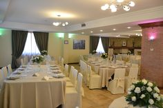 Allestimento in sala #matrimoniale in #sila