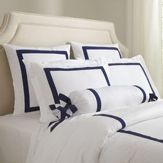 42 Best Navy & White Bedroom Ideas images | Navy white bedrooms ...