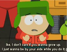 Life lessons from south park