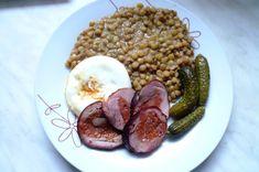 Vepřová panenka – nejlepší recept Sausage, Beans, Vegetables, Food, Vegetable Recipes, Eten, Veggie Food, Sausages, Prayers