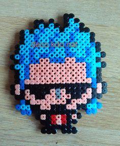 Franky - One Piece hama beads by Deco.Kdo.Nat