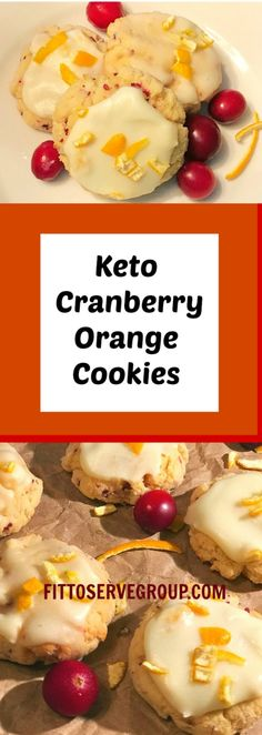 Keto Cranberry Orange Cookies, make without the dairy frosting. Keto Cranberry Orange Cookies, make without the dairy frosting. Keto Cookies, Nut Free Cookies, Chip Cookies, Health Cookies, Almond Cookies, Pumpkin Cookies, Brownie Cookies, Shortbread Cookies, Sugar Cookies