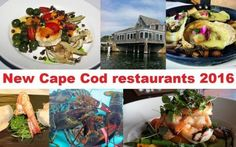 It's not all seafood on Cape Cod, Massachusetts, and this sampling of new restaurants recently opened or about to open across the peninsula's 15 towns shows the wide variety of cuisines you can try during your long weekend or vacation.