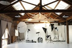 studio and equipment                                                                                                                                                                                 More