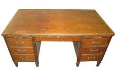 1930s desk