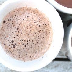 Healing Hot Chocolate - Vegan/Paleo - Predominantly Paleo