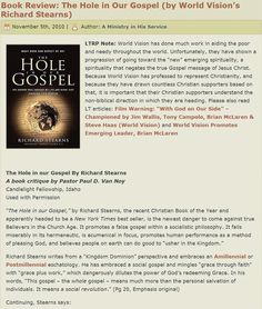 The Hole in our Gospel By Richard Stearns.GIF