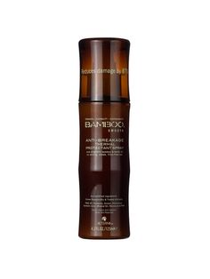 Alterna Bamboo Smooth Anti-Breakage Thermal Protectant Spray...amazing, i love this. it saves your hair from harsh heat and breakage!