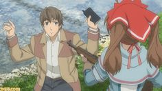 SEGA Blog | New Valkyria Chronicles Anime shots revealed, and Valkyria Twitter hints
