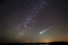 December is usually marked by a series of meteor showers. Geminid meteors (like the one seen in this picture of Florida) light up the skies at the beginning of the month, while the Ursids - which peak tonight (Dec. 22) - put on a show just before Christmas.