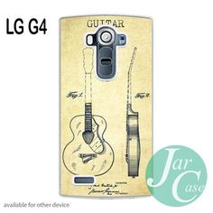 gretsch guitar patent drawing Phone case for LG G4 and other cases #patentdrawing
