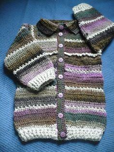 boy sweater coat