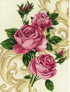 This Cross Stitch Kit comes complete with 14 Count Zweigart Aida, pre-sorted DMC floss, John J Cross Stitch Numbers, Cross Stitch Bird, Cross Stitch Borders, Cross Stitch Flowers, Cross Stitch Designs, Cross Stitching, Cross Stitch Embroidery, Hand Embroidery, Cross Stitch Patterns
