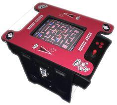 Wisconsin Badgers Arcade Table