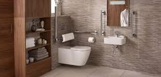 contemporary disabled toilet - Google Search Toilets, Disability, Bathtub, Contemporary, Bathroom, Google Search, Bathrooms, Standing Bath, Washroom